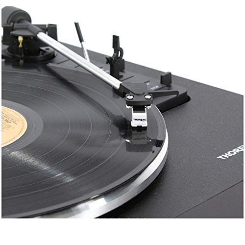 Thorens TD 158 Platine tourne disque Noir