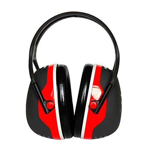 Joycaling Protectores Auditivos Wearable Protección auditiva Orejeras Ruido Protección Laboral Reducción Orejeras Orejeras EarmuffsAdult Disparo De Estudio De Sueño De Trabajo para Adulto