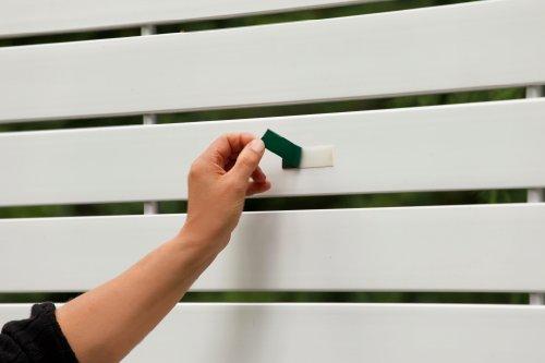 tesa Powerbond Outdoor (Doppelseitiges Montageband für den Außenbereich, Wasserfestes, starkes, UV,beständiges Klebeband, 5 m x 19 mm) - 3