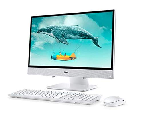 Latest_Dell Inspiron 24 3000 IPS Anti-Glare LED-Backlit Touch All-in-One 24' FHD Display Computer, 7th Generation AMD A9-9425 Processor, 8GB RAM, 1TB HDD, Window 10 (AMD A9 Processor)