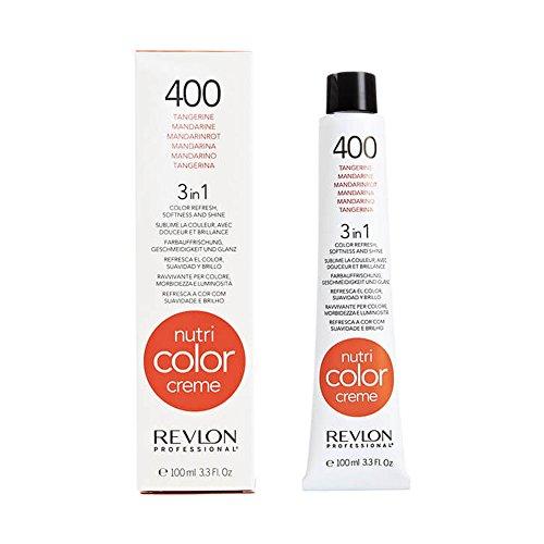 Revlon Nutri color creme intensi, tinte per capelli 400Mandarino-100ml