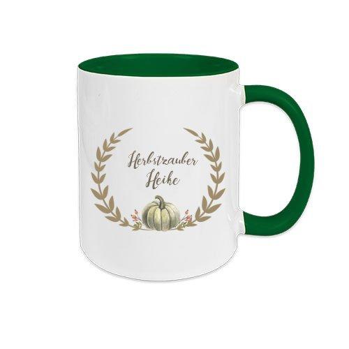 Becher bedrucken I Geschenk Tasse I Herbst-Deko I Tasse gravieren lassen I Besondere Tasse I Tasse mit Spruch I Herbst-Tee ITasse Name I Geschenkidee