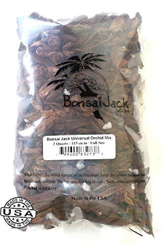 Bonsai Jack Universal Orchid Mix (2 Dry Quarts)