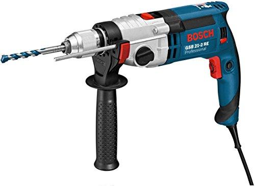 Bosch - Taladro Percutor 1100W. Gsb-21-2Re