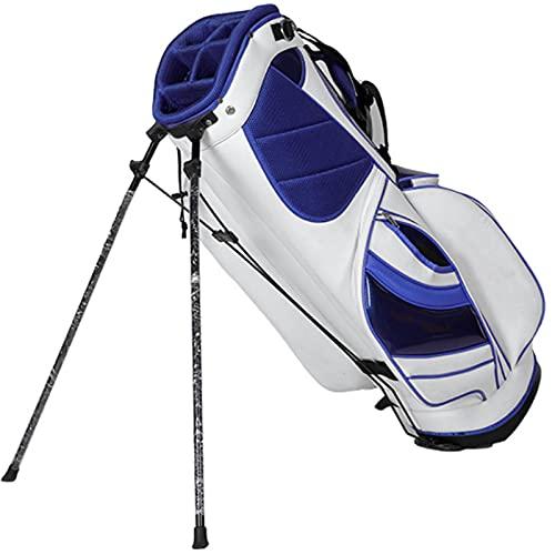 ZQYR Conveniente, Bolsa de separación portátil Holeultralight Golf Bag con Soporte, Base Estable, Fuerte Estabilidad y Durabilidad 424