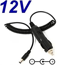 Cargador Coche Mechero 12V Reemplazo Televisor TV NEVIR NVR-7509-22HD-N NVR-7509 22HD-N Recambio Replacement