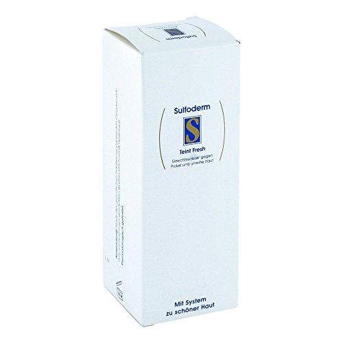 SULFODERM S Teint Kompakt Puder pastell 10 g Puder