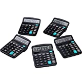 Best Basic Calculators - LICHAMP Desk Calculators with Big Buttons and Large Review