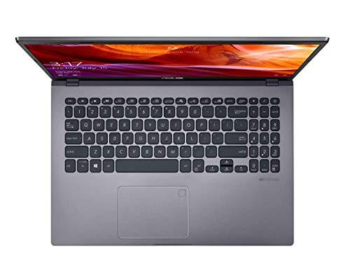 ASUS VivoBook15 AMD Quad Core Ryzen 5-3500U (4GB RAM/256GB SSD/Win10+McAfee/Integrated Vega 8 Graphics/15.6-inch FHD IPS/FP Reader/1.75 kg/Slate Grey/1 Yr. Warranty) M515DA-BQ521T