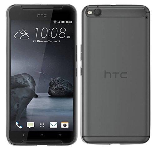 yayago Hülle für HTC One X9 Silikon Schutzhülle Hülle Hülle Backcover Tasche Transparent