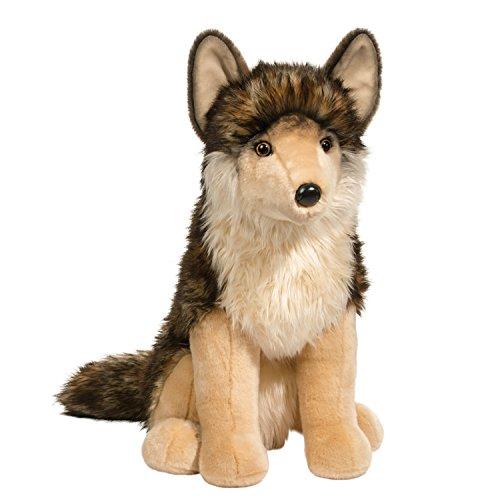 Cuddle Toys 2377 Leeloo WOLF Rauptier Hund Canis lupus Kuscheltier Plüschtier Stofftier Plüsch Spielzeug Display Deko