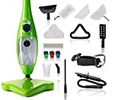H2O Mop X5 Elite Mop 5 in 1 All-Purpose Hand Held Steam Cleaner for...