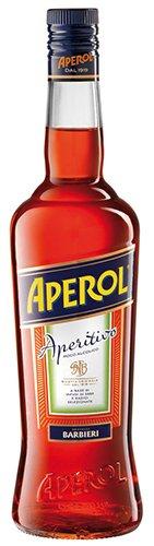 Aperol Barbieri - apéritif amer italien - 700 ml