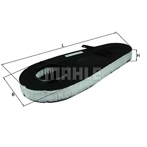 Mahle Knecht Filter LX3598 Luftfilter
