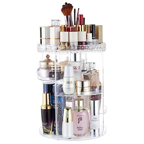 Rotating Make up Organiser Women...