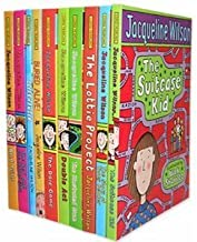 Jacqueline Wilson 10 Book Box Set Collection By Jacqueline Wilson
