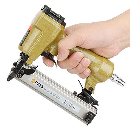 P625 aire neumático Pin martillo neumático, martillo neumático de aire Longitud de la herramienta eléctrica 10-25mm Nail aire de la pistola grapadora grano