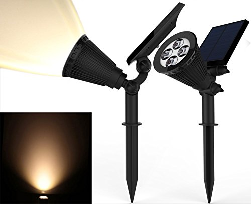 Best outdoor solar spot lights