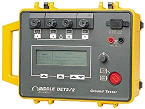 Megger DET2/2, Digital High Sensitivity Ground Resistance Tester