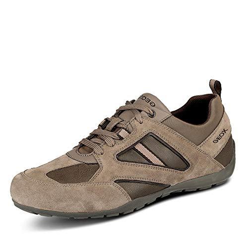 Geox Herren U RAVEX B Sneaker, Beige Sand, 42 EU