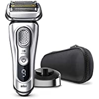 Braun Series 9 9330s Wet & Dry Rechargeable Electric Shaver