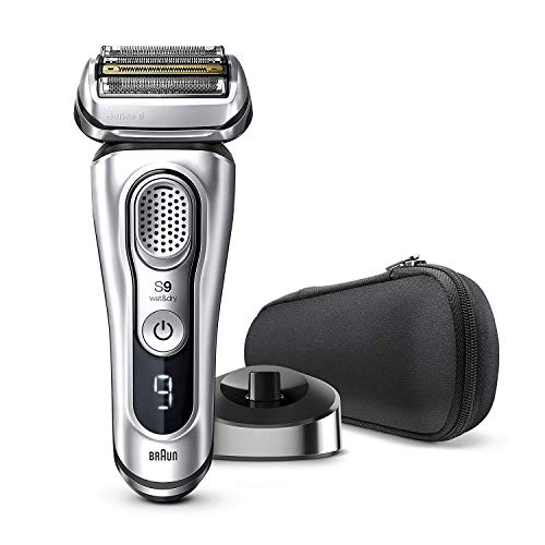 Amazon: Braun Electric Razor for Men, Series 9 9330s Electric Shaver, Pop-Up Precision Trimmer, Rechargeable, Wet & Dry Foil Shaver with Travel Case $179.94 & MORE