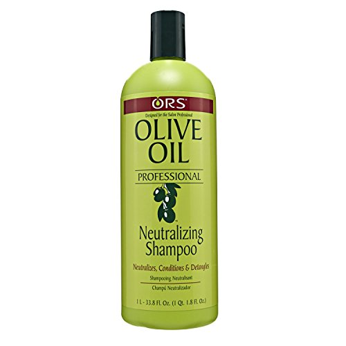 ORS Olive Oil Professional Neutralizing Shampoo 33.8 Ounce (Pack of 1)