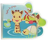 VULLI 010401 Badebuch Sophie la girafe, mehrfarbig