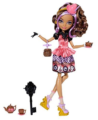 """Ever After High - Bambola """"La festa sgombra"""" Cedar Wood (Mattel BJH32)"""