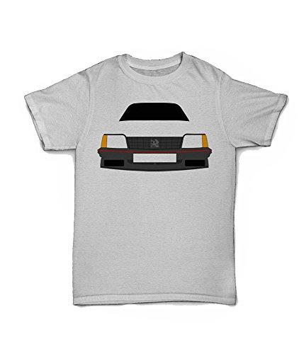 Retro Motor Company Opel Cavalier MK2 Square Grille T-Shirt Grün