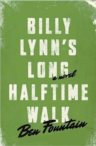 Billy Lynn's Long Halftime Walk (Center Point Platinum Fiction (Large Print)) by Ben Fountain (2012-10-01)