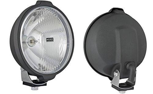 Zusatzscheinwerfer mit Standlicht Universal 12/24V