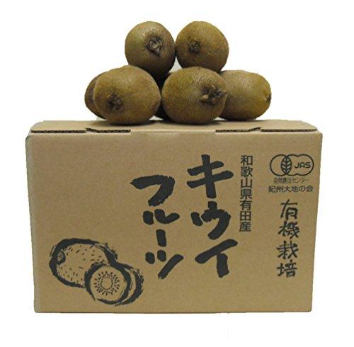 紀州大地の会・果樹部会「有機キウイフルーツ 3kg」
