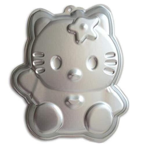 3d kitty backform aluminium kuchenform diy geburtstag kuchenform küche liefert