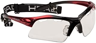 HEAD Racquetball Goggles - Raptor Anti Fog & Scratch Resistant Protective Eyewear w/UV Protection