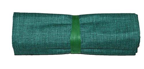 BA Grandfoulard-Telo copritutto-copridivano- copriletto-tendaggio MOD. Tinta Unita 240x260 cm Colore Verde