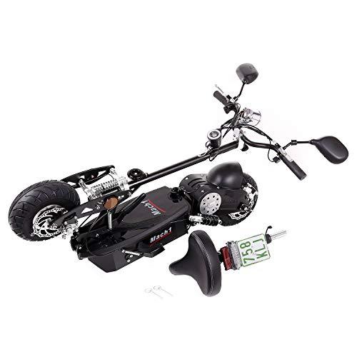 E Scooter mit EU Strassenzulassung Mach1® 500W kaufen  Bild 1*