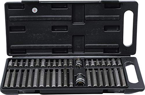 Kraftmann 7073 | Juego de puntas combinadas | 40 piezas