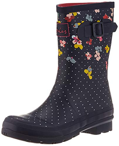 Tom Joule Damen Molly Welly Gummistiefel, Marineblau, 36 EU