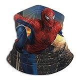 Spider Man Masque chaud coupe-vent respirant pour la pêche, la randonnée, la course, le cyclisme, le ski, le snowboard