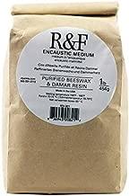 R&F Handmade Paints Encaustic Medium Bagged Paint, 1-Pound