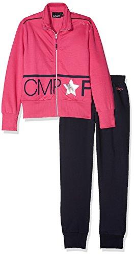 CMP Fitness Set, Overall Mädchen XXL Hot Pink