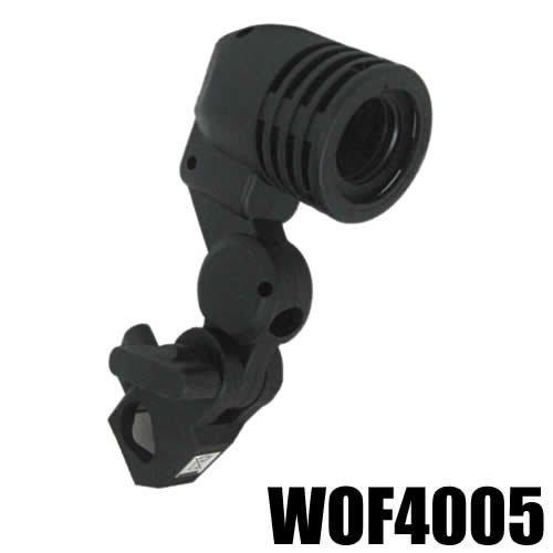 DynaSun WOF4005 Portalampada Professionale per Illuminatore Flash