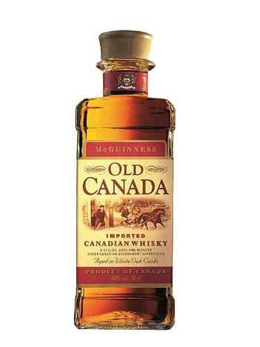 Mc Guiness Old Canada Whisky 40 % 0,7 l