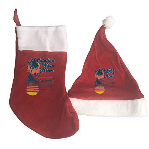 Catalina Wine Mixer Christmas Hat Christmas Stocking Ornaments And Family Holiday