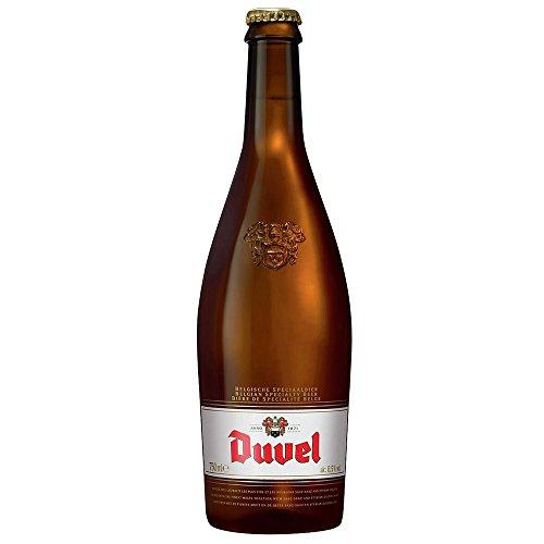 Duvel cerveza rubia 8.5 ° 75 cl Bouteille (75 cl)