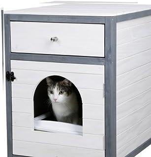 Kerbl Kattskåp Ida kattlåda liggkudde gömställe sova integritetsskydd
