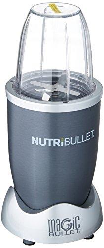 8 Piece Nutri Bullet Set Color: Silver