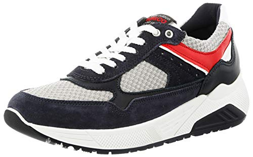 IGI&CO Scarpa Uomo UEP 51319, Sneaker, Blu (Jeans 5131911), 40 EU