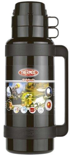 Mondial 32 Thermosflasche 1,8 l, schwarz/grün/blau Sortiert